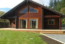 Northumberland Lodges / Lodges in Northumberland with hot tubs