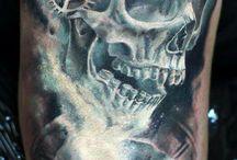 Skull Tattoo's