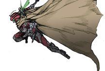 Masked Rider's