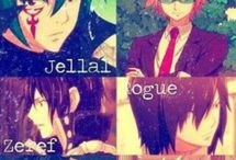 hot anime guys