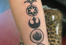 Star wars tattos