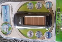 iTorch Wind-up Solar Torch