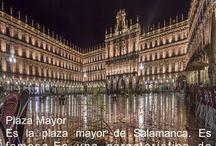 poképaradas en Salamanca /  propuestas de la clase 9c (curso 2016/17)