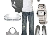 Clothes & Accessories / by Abigail Collins