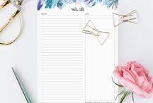 Notesy / Notepads