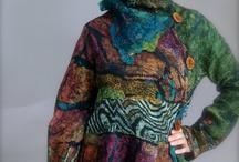 Jean Gauger / Wool Felting by Jean .