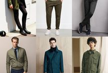 men fashion autumn