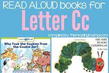 Letter C Preschool Unit / Letter C Preschool Unit with The Peaceful Preschool! #thepeacefulpreschool