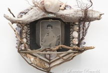 Collages & Assemblages