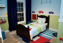 Liam's Big Boy Room