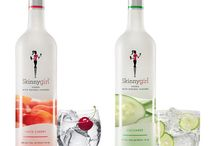 Drink Like A Lady / We teamed up with Bethenny Frankel to offer low-calorie cocktails featuring Skinny Girl Bare Naked Vodka with natural flavors / by EatAtTGIFridays