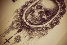 love for skulls