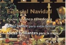 Revistas de cocina - nº1 - s.XX