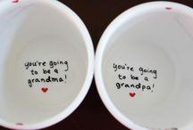 Cute ideas for pregnancy announcement
