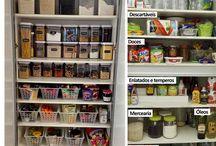 Organização de casa