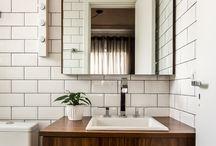 Banheiro • Lavabo