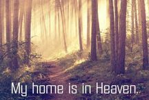 Hemel / Heaven : what is it and where? / Let your Kingdom come, let Your will be done, on earth as it is in heaven.