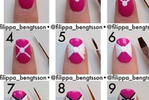 Beautiful nail art / Nail art