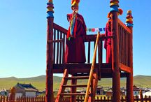 The Mongolian Buddhist Ceremony