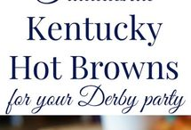 Kentucky Derby Recipes and More
