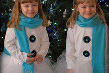 costume frosty