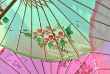 Parasols & Umbrellas  / by Karen