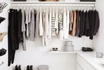 Closet / WANT: functional storage without being overthetop