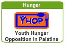 HUNGER / MISSION: Never let people in Palatine Township go hungry. / by DonorShare of Palatine