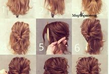 hairstyles make up and exercise
