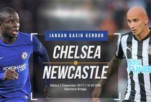 Prediksi Chelsea vs Newcastle United 02 Desember 2017