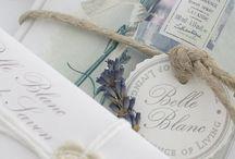 Provence-i esküvő insipráció