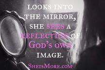 INSPIRATIONAL FOR WOMEN / Women of God / by Blanca Soria