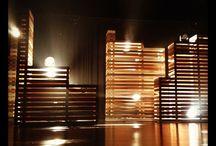 Scene decor , Kirka