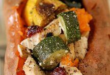 Palaeo food / Recipes