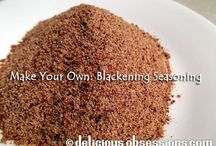 Spices and dressings