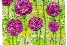 Glasgow roses panel