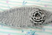 Crochet,  garments & instructions