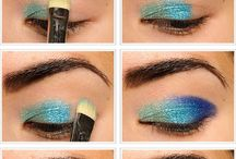 Make-up shatush
