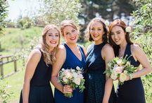 Wedding party / by Hannah Tutt