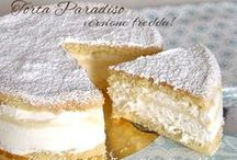 torte da conservare in freezer