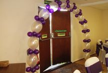 elegant arches / different arches & columns for any occasion