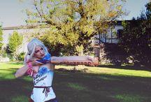 Harley Quinn Cosplay / Harley Quinn Cosplay by Clelia's Closet https://www.facebook.com/cleliascloset/