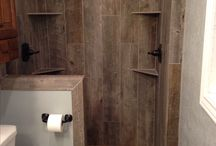 Basement Shower / by Robin Ohler Knupp