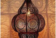 Marokko lamper