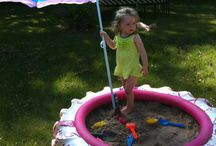 Let's go outside! / Backyard fun and gardening tips  / by Dora McCown