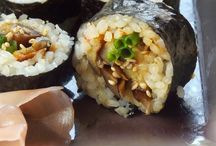 Sushi veg!