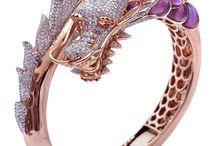 Dragon jewellery