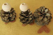 Pine cone ideas