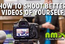 Shooting videos tips