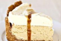 Cheese cake / Cheesecake Carmel baked